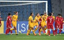 Thua đậm Úc, Việt Nam vẫn còn hy vọng giành vé dự World Cup