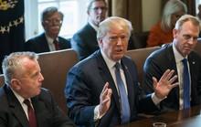 """Tổng thống Donald Trump: """"Cuộc tấn công Syria có thể không diễn ra sớm"""""""