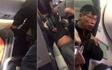 Vụ bác sĩ gốc Việt bị kéo lê: Cựu nhân viên an ninh kiện United Airlines