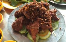 Chuột đồng chiên sả ớt: tuyệt đỉnh công phu ở Cà Mau