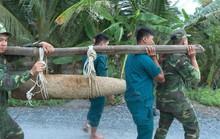 Vô hiệu hóa quả bom khủng gần 150 kg ở Vĩnh Long