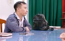 Bình Định: Xem xét khởi tố kẻ cầm dao dọa giết phóng viên