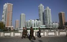 Bùng nổ xây dựng ở Triều Tiên