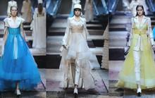Nghịch lý tuần thời trang quốc tế Việt