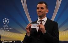 Sốc với nghi án UEFA dàn xếp lễ bốc thăm Champions League