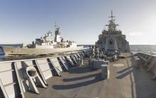 Uy lực của 3 tàu Hải quân Hoàng gia Úc sắp thăm TP HCM