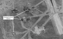 Syria hứng mưa tên lửa mới, Mỹ nhanh chóng lên tiếng
