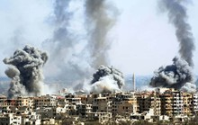 Ma trận ở Syria