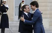 Ngưỡng mộ mối tình giữa 2 nhà lãnh đạo Pháp - Canada