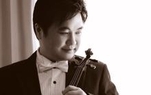 Nghệ sĩ violin Trần Hữu Quốc tái ngộ khán giả quê nhà