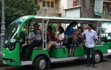 Xe buýt điện chỉ tiện đi chơi!
