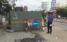 TP HCM: Tạm đình chỉ thi công nhiều công trình trên đường Huỳnh Tấn Phát