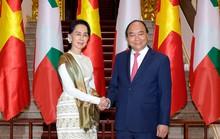 Việt Nam - Myanmar đặt mục tiêu kim ngạch thương mại 1 tỉ USD