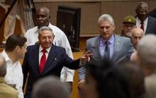 Quốc hội Cuba chọn ứng viên duy nhất kế nhiệm Chủ tịch Raul Castro