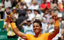 Nadal đại chiến đệ tử Federer tại bán kết Monte Carlo