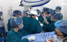 Cận cảnh lấy tạng một người ghép cho năm người ở Đồng Nai