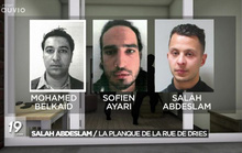 Nghi phạm vụ khủng bố đẫm máu ở Paris lãnh 20 năm tù