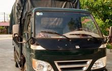 Nửa đêm, phát hiện xe tải lén lút chở gỗ lậu