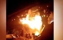 Trung Quốc: Chặn cửa, đốt quán karaoke làm 18 người chết
