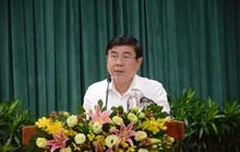 Chủ tịch UBND TP HCM: Tiếc nuối khi đồng chí Lê Văn Khoa nghỉ việc