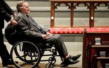 Sau khi chôn cất vợ, cựu Tổng thống Bush nhập viện