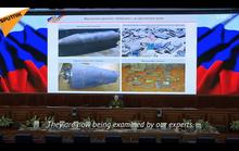 Nga công bố tên lửa Tomahawk thu được sau vụ Mỹ không kích Syria