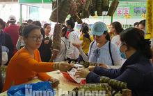 Đến Cần Thơ ngày Giỗ tổ Hùng Vương để thưởng thức 100 loại bánh dân gian Nam Bộ