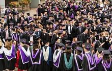 Sinh viên khiếu nại vì giáo dục ĐH Anh không như quảng cáo
