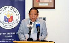 Kuwait trục xuất đại sứ Philippines quanh vụ lao động bị ngược đãi