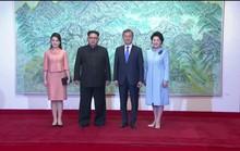 Chuyện về 4 người phụ nữ ở thượng đỉnh liên Triều