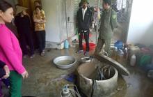 Vụ nước giếng nhiễm dầu: Một doanh nghiệp đứng ra nhận trách nhiệm