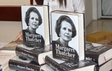 Ra mắt cuốn sách ngàn trang về bà đầm thép Thatcher
