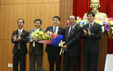 Quảng Nam có thêm phó chủ tịch thứ 5 ở tuổi 39
