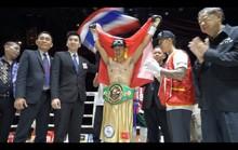 Hạ đo ván đối thủ Thái, Trần Văn Thảo trở thành võ sĩ châu Á của năm