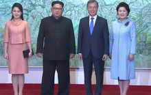 Thượng đỉnh liên Triều: Phu nhân Ri Sol-ju tới Bàn Môn Điếm
