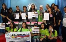 Cuộc chiến ly hôn ở Philippines