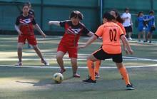 Sức sống bóng đá phủi nữ TP HCM