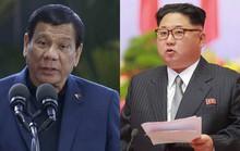 Tổng thống Duterte: Ông Kim Jong-un là người hùng, thần tượng của tôi!