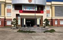 PCT huyện tát nhân viên phản pháo lại kết luận Huyện ủy