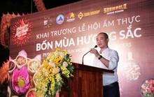 Khai trương lễ hội ẩm thực độc đáo nhất Đà Nẵng