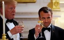 Đằng sau tình huynh đệ Trump - Macron