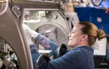NASA gửi… tinh trùng lên trạm không gian ISS
