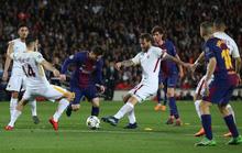 Bi kịch đá phản, AS Roma gục ngã trước Barcelona