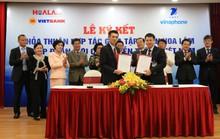 Dấu ấn từ việc ký hợp tác toàn diện Hoa Lâm và VNPT