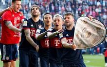 Bayern Munich lần thứ 6 liên tiếp vô địch Bundesliga