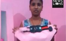 Nội y chống yêu râu xanh của thiếu nữ Ấn Độ