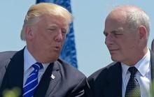 Chánh văn phòng Nhà Trắng phủ nhận nói xấu tổng thống Trump