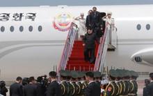 Khi ông Kim Jong-un đi lại: Từ tàu bọc thép đến chim ưng trắng