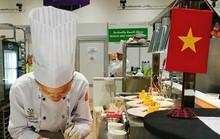 Cô gái không chọn đại học, theo đuổi nghề bếp