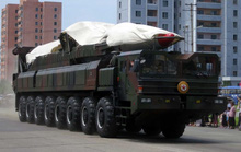 Núi Triều Tiên chạy hơn 3m vì thử hạt nhân